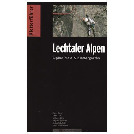 "Panico Alpinverlag - """"Lechtaler Alpen"""" Kletterführer"