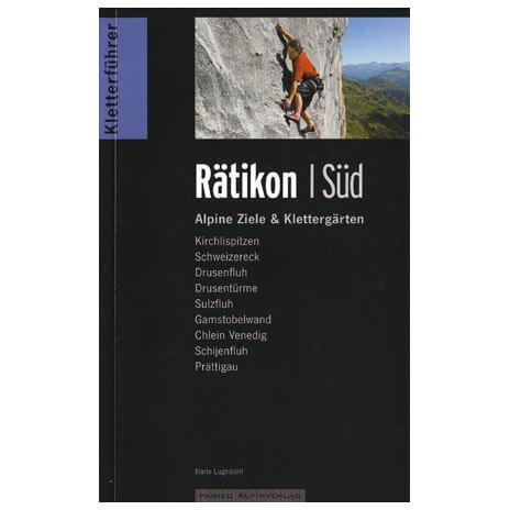 Panico Alpinverlag - ''Rätikon Süd'' - Klätterförare