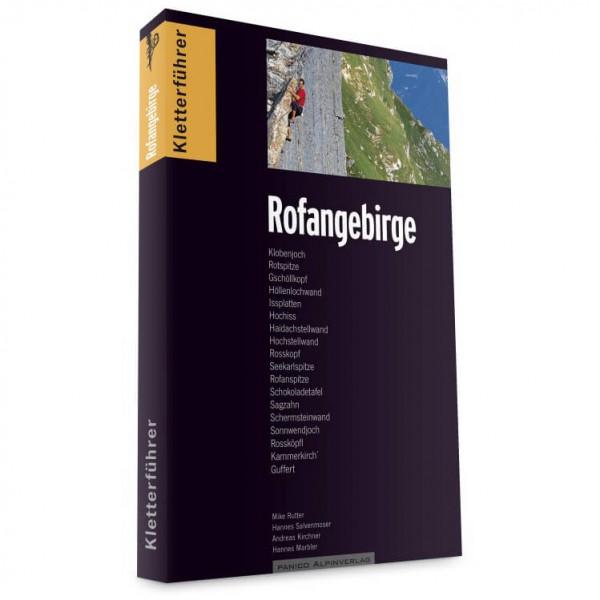 """Panico Verlag - """"""""Rofangebirge"""""""" Kletterführer"""