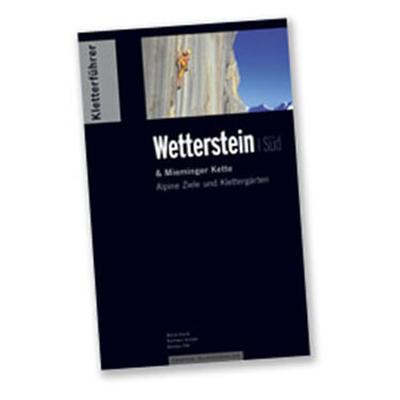 """Panico Alpinverlag - """"""""Wetterstein Süd"""""""" Kletterführer"""