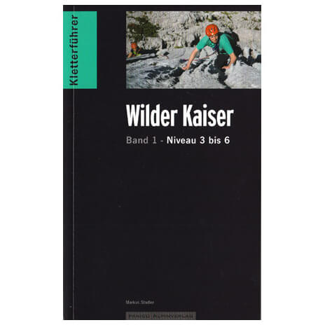 """Panico Verlag - Kletterführer """"Wilder Kaiser"""" - Band 1"""