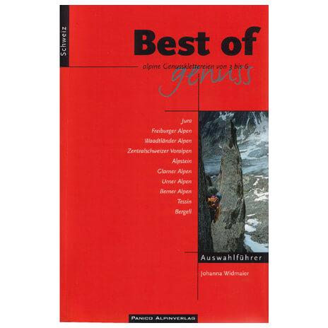 """Panico Alpinverlag - """"""""Best of Genuss"""""""" Kletterführer, Band"""