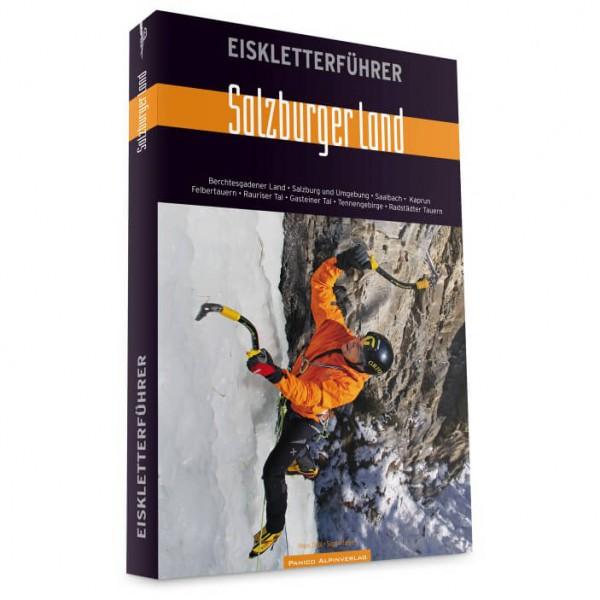 Panico Alpinverlag - Eiskletterführer ''Salzburger Land'' - Isklatring guides