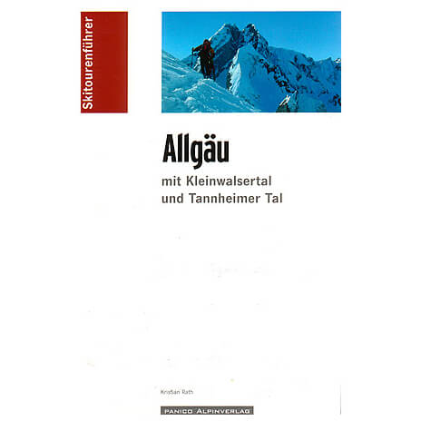"""Panico Alpinverlag - Skitourenführer """"""""Allgäu"""""""""""