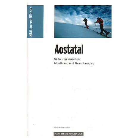 "Panico Alpinverlag - Skitourenführer """"Aostatal"""""