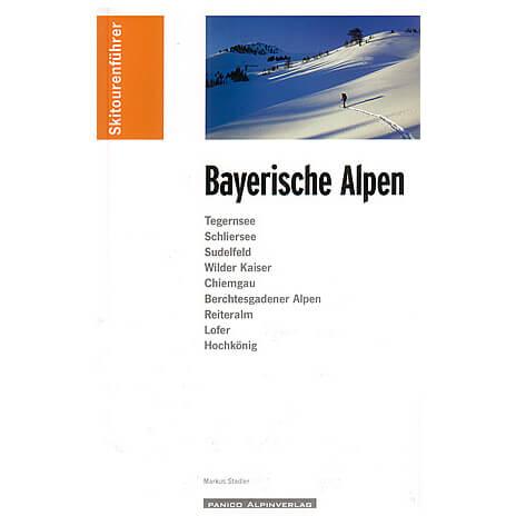 Panico Verlag - Skitourenführer Bayrische Alpen