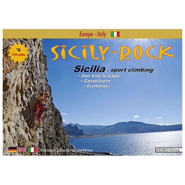 Gebro-Verlag - Sicily-Rock Sport Climbing - Klimgidsen