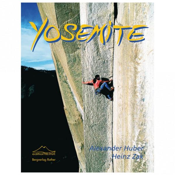 Bergverlag Rother - Yosemite - Kuvakirjat & sarjakuvat