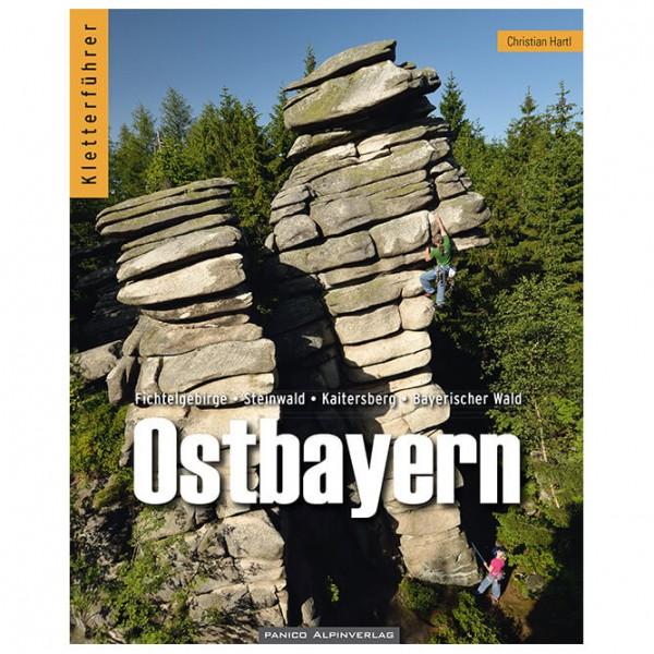 Panico Alpinverlag - Ostbayern - Klätterförare