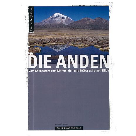 Panico Alpinverlag - Die Anden - Alpine guide