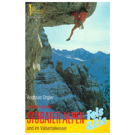 "Panico Verlag - ""Stubaier Alpen - Fels und Eis"""