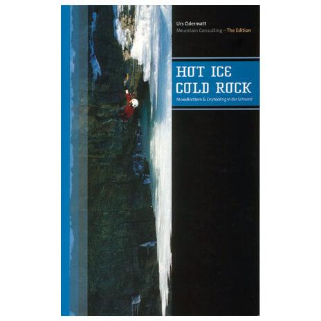 Mountain Consulting - Hot Ice, Cold Rock - Jääkiipeilyoppaat