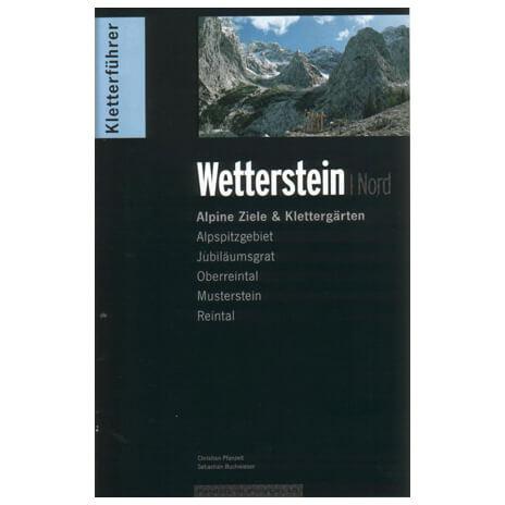 """Panico Alpinverlag - """"Wetterstein Nord"""""""