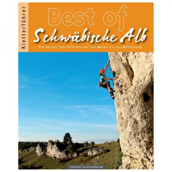 """Panico Verlag - """"Schwäbische Alb - Best of """" Kletterführer"""