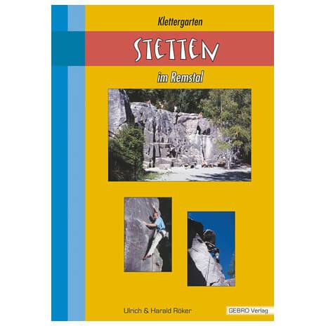 """Gebro-Verlag - Kletterführer """"Stetten"""""""