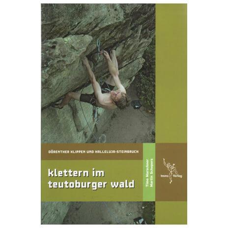 "tmms-Verlag - ""Klettern im Teutoburger Wald"""