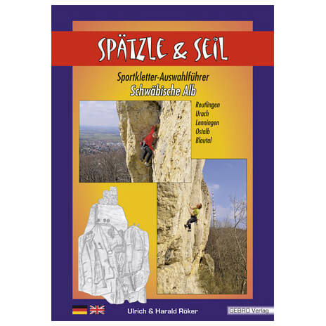 Gebro-Verlag - ''Spätzle & Seil'' - Guías de escalada