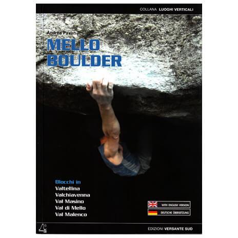 Versante Sud - Mello Boulder