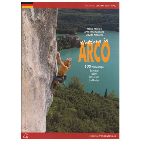 Versante Sud - Klettern in Arco