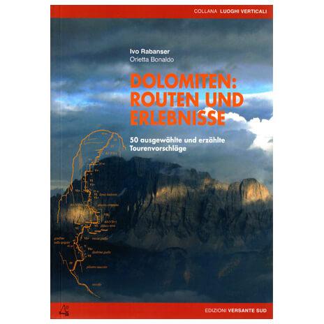 Versante Sud - Dolomiten: Routen & Erlebnisse - Kiipeilyoppaat