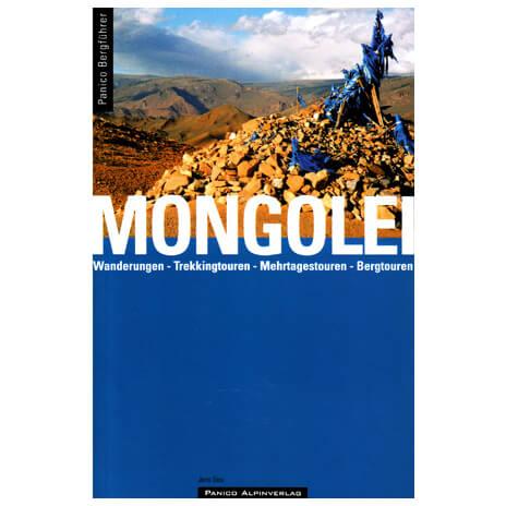 Panico Alpinverlag - Mongolei - Alpine guide