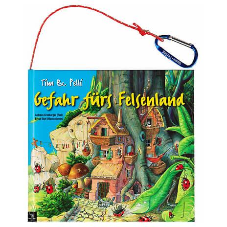 """Tmms-Verlag - """"Gefahr fürs Felsenland"""" - Kinderbuch"""
