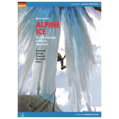 Versante Sud - Alpine Ice - Isklättring förare