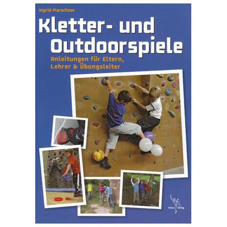 """tmms-Verlag - """"Kletter- und Outdoorspiele"""""""