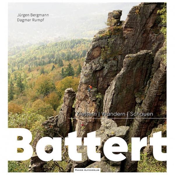 Panico Alpinverlag - Bildband Battert