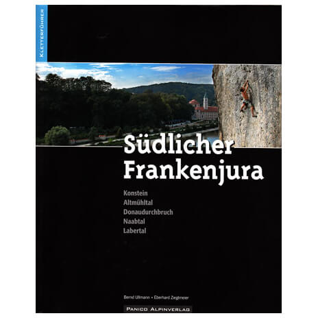 "Panico Alpinverlag - """"Südlicher Frankenjura"""" - Klatreguide"