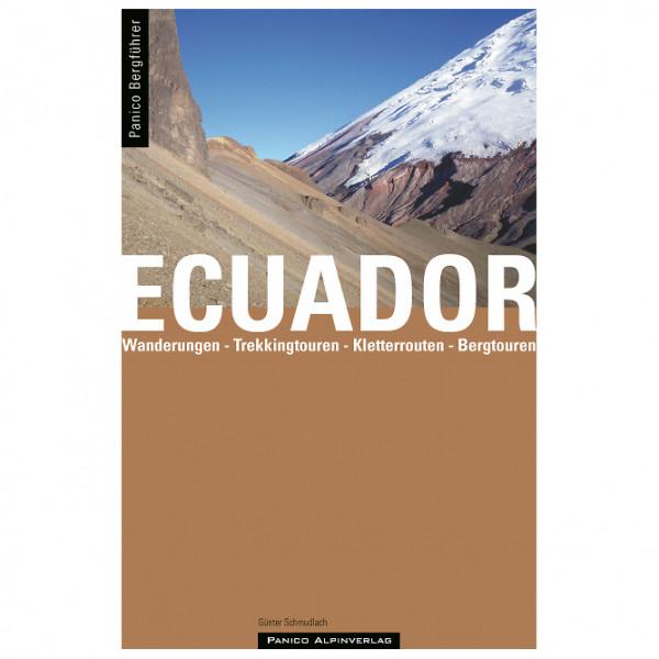 Panico Alpinverlag - Bergführer Ecuador - Kletterführer