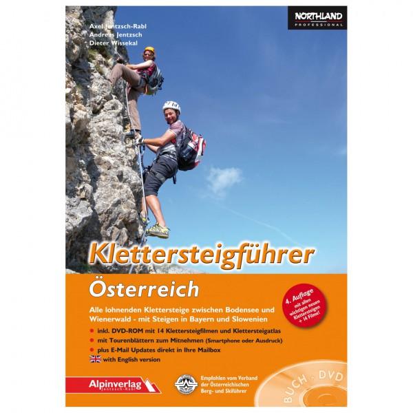 """Alpinverlag - """"Klettersteigführer Österreich"""""""
