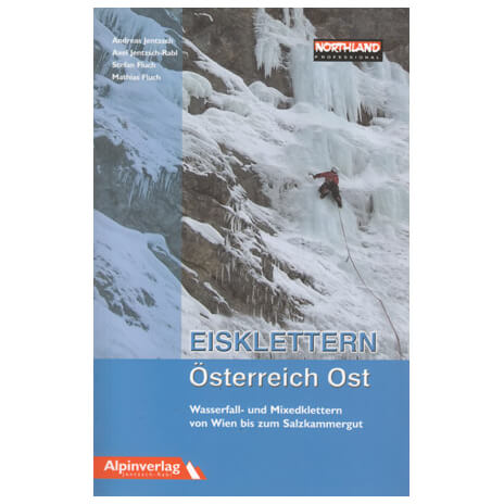 """Alpinverlag - """"Eisklettern Österreich Ost"""""""