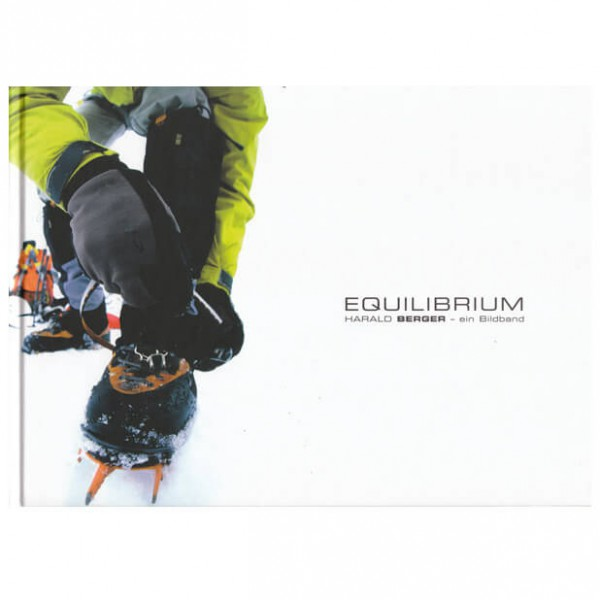 "Alpinverlag - """"Equilibrium"""" - Illustrated books & comics"