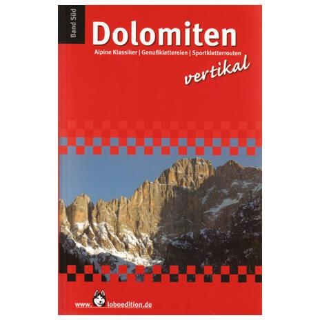 Lobo Plus - Dolomiten vertikal - Kiipeilyoppaat