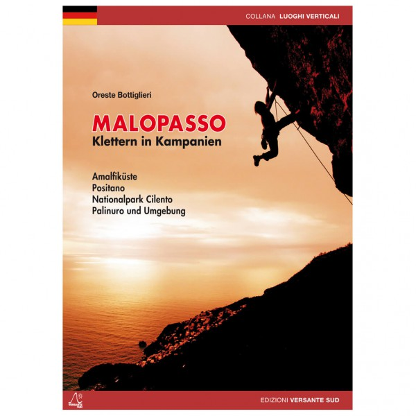 Versante Sud - Malopasso - Klimgids