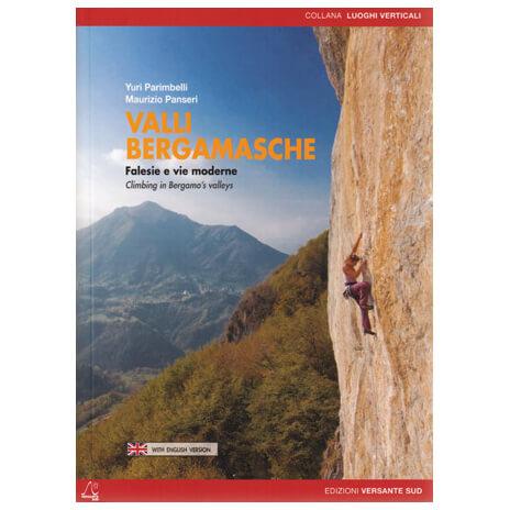 Versante Sud - Klettern in den Tälern bei Bergamo - Klätterförare