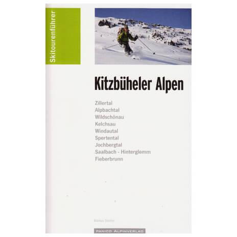 Panico Alpinverlag - Kitzbüheler Alpen - Skitourenführer