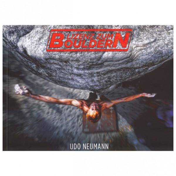 Udini Verlag - Lizenz zum Bouldern - Trainingslehrbuch