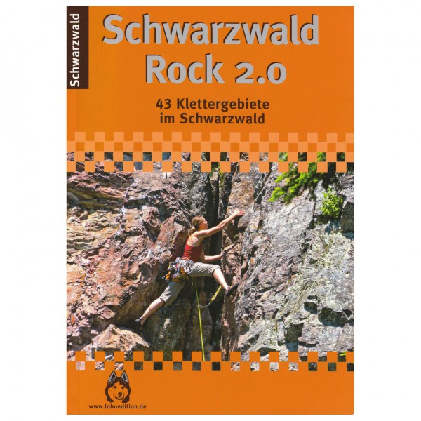 lobo-edition - Schwarzwald Rock - Guides d'escalade