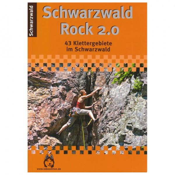 lobo-edition - Schwarzwald Rock - Kletterführer