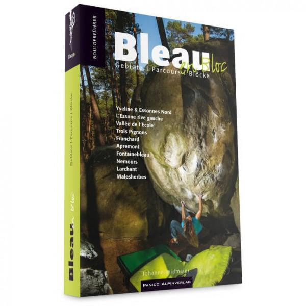 Panico Alpinverlag - Bleau en Bloc - Boulderointioppaat