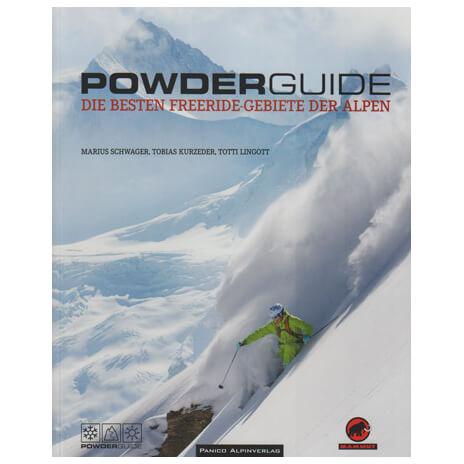 Panico Alpinverlag - PowderGuide (Freeride-Gebiete Alpen)