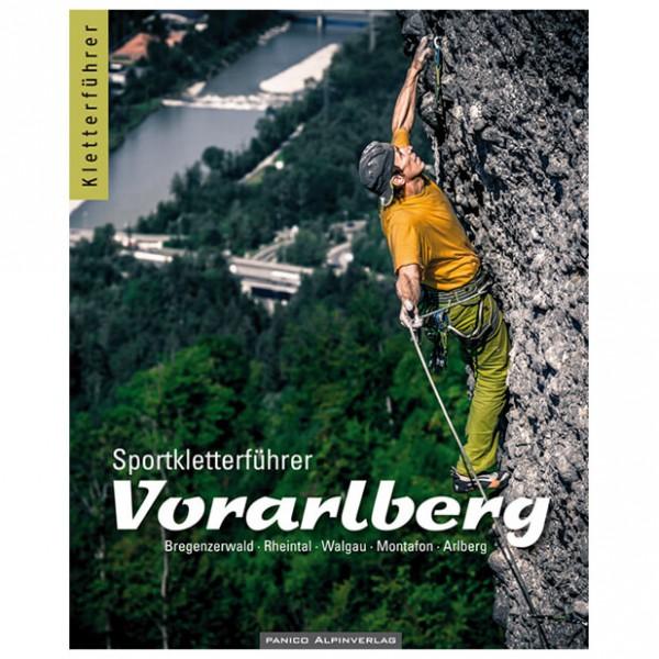 Panico Alpinverlag - Vorarlberg Sportkletterführer