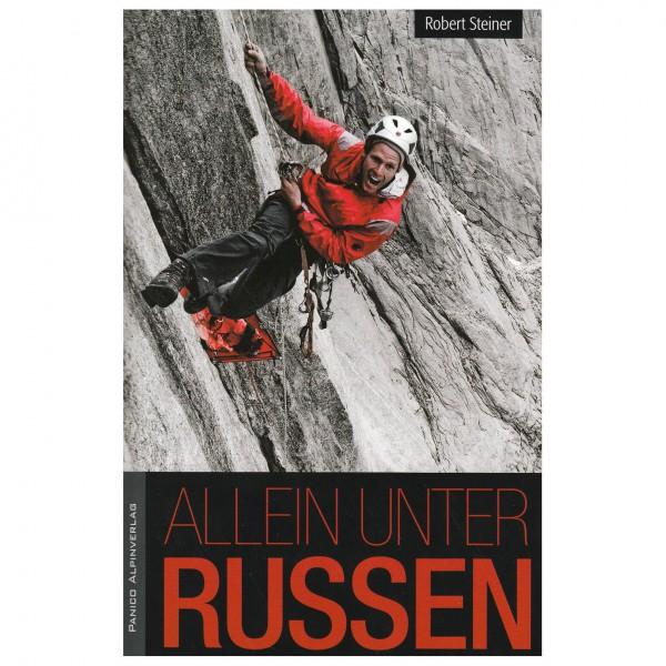 """Panico Alpinverlag - """"Allein unter Russen"""""""