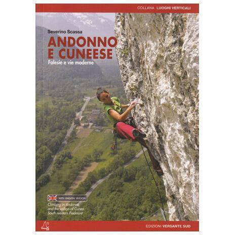 Versante Sud - Andonno e Cuneese - Kletterführer