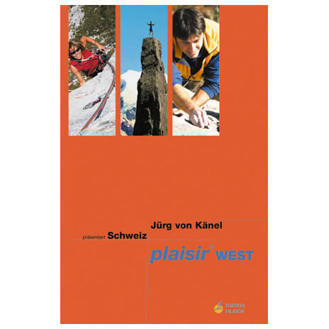 Edition Filidor - Schweiz Plaisir West - Kletterführer