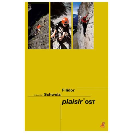Edition Filidor - Schweiz Plaisir Ost - Klätterförare