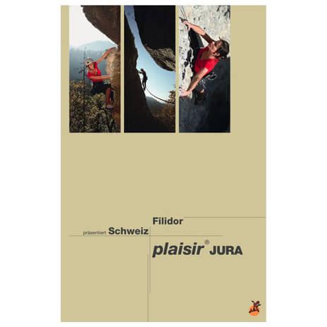 Edition Filidor - Schweiz Plaisir Jura - Klätterförare