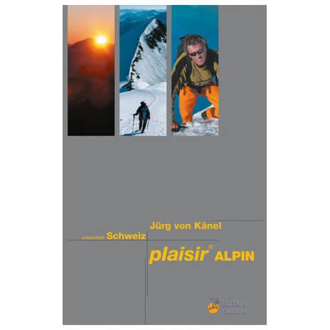Edition Filidor - Schweiz Plaisir Alpin - Kiipeilyoppaat